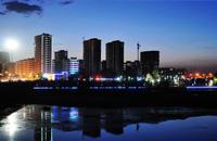 关于河北省平山县冶河明珠项目完成验收简讯
