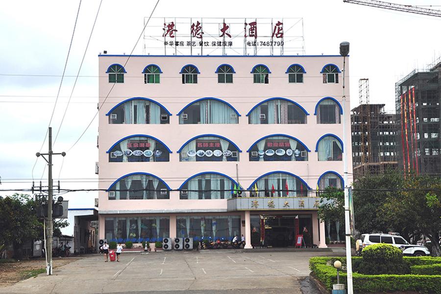 海南港德大酒店