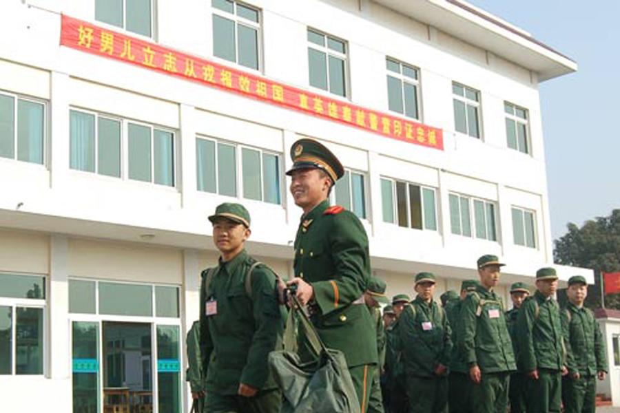 湖南武警消防总队