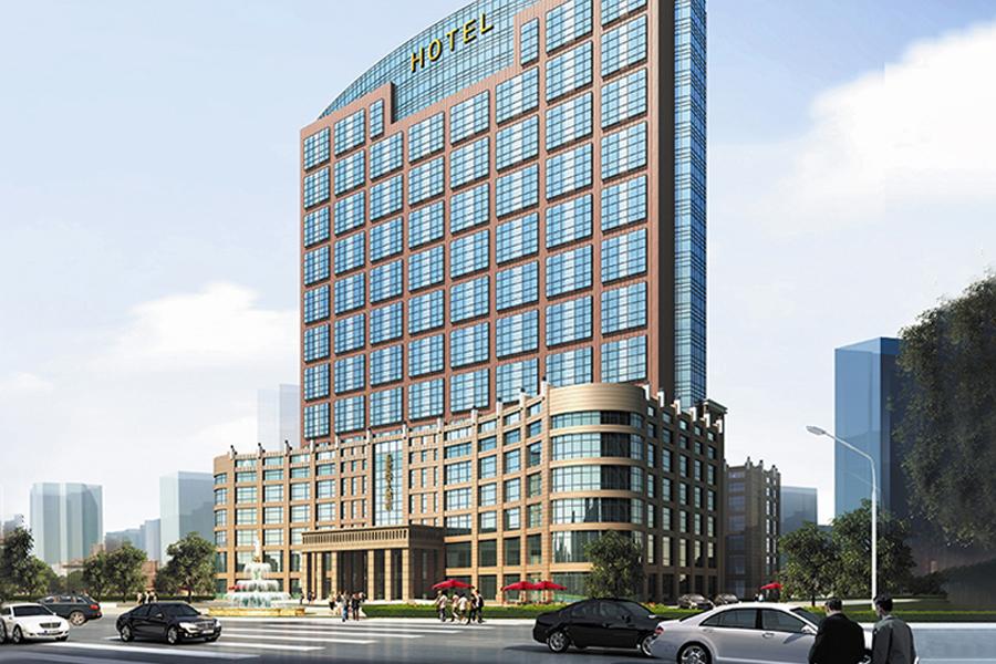 安徽水门塘大酒店