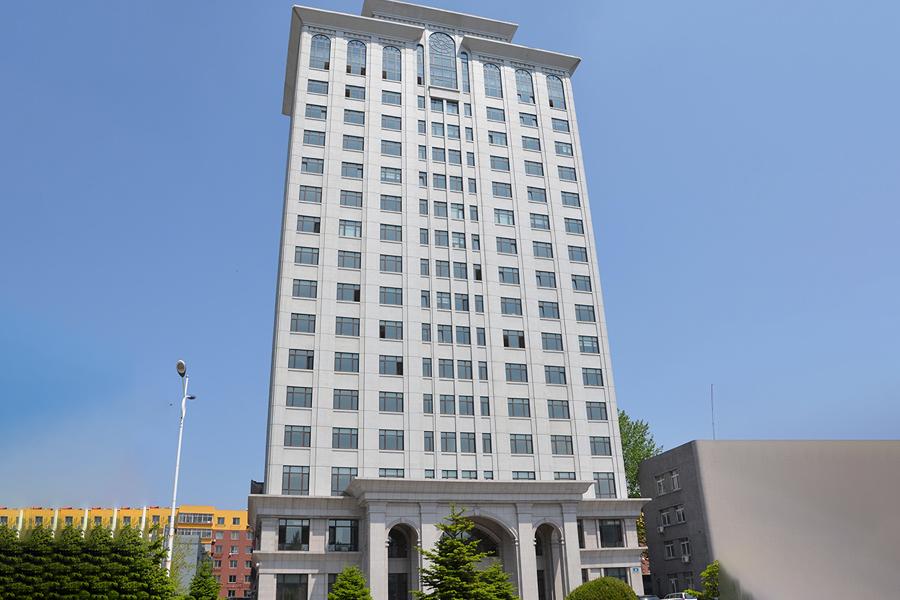 辽宁丹东荣泰办公大楼